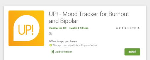 Up app download